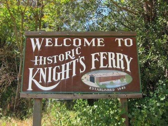 Knights Ferry