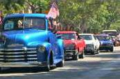 Turlock Downtown 4th Of July Parade 2017