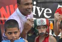 One-on-One with Sugar Ray Leonard