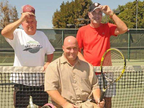 Wheelchair tennis DSC 8686