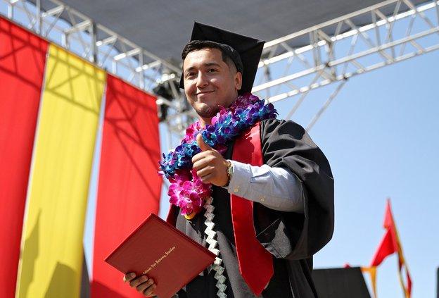 CSUS 2018 graduation pic1