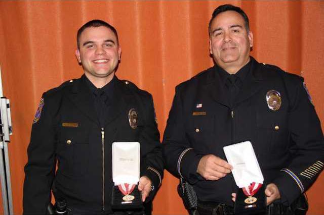 Turlock Police Department honors service of employees, volunteers
