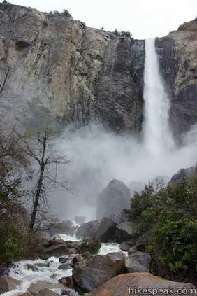 Bridalveil Fall Yosemite NP 0047