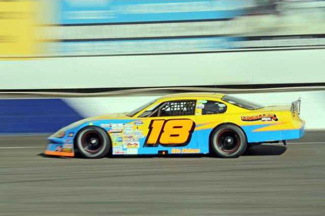 8-24 RACE Eric Holmes
