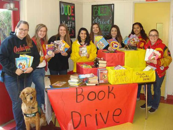 ohs  book drive