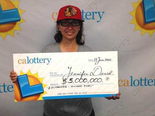 Oakdale Woman $5 Million Lotto Winner - Oakdale Leader