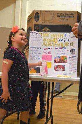 science fair 2b