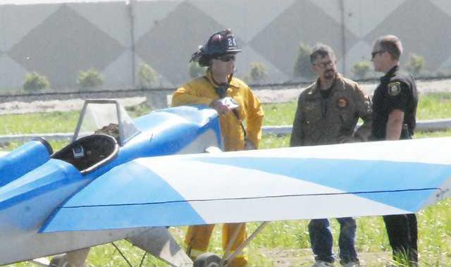 Turlock pilot makes emergency landing in Manteca field - Turlock Journal
