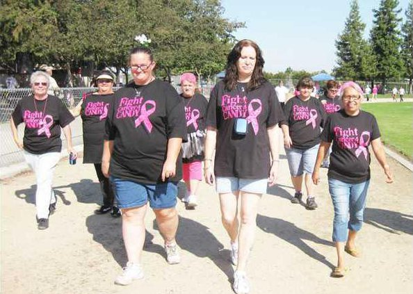candy cancer walk pic2