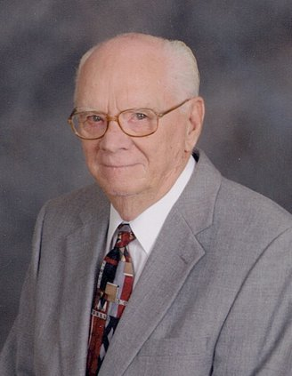 Pastor Luther M. Englund