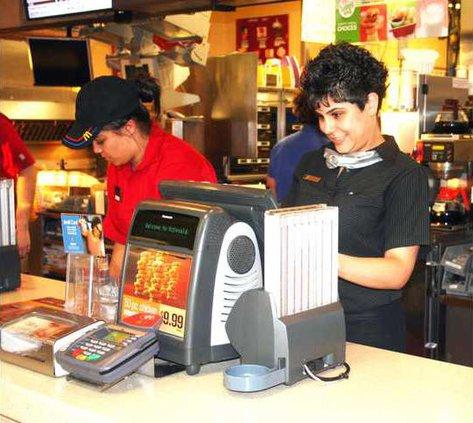 McDonalds award pic