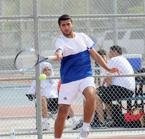 Turlock tennis beats GV