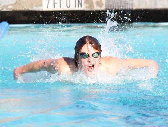 Turlock boys swim CJ 2