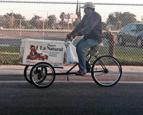 bicycle vendor