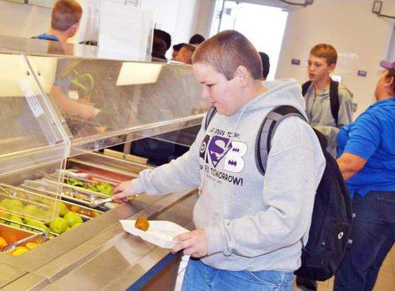 Denair afterschool meals pic