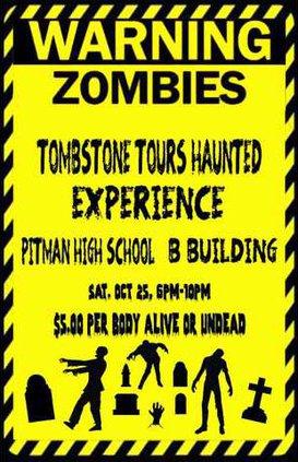 tombstone tours