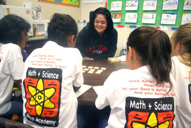 CSUS STEM grant