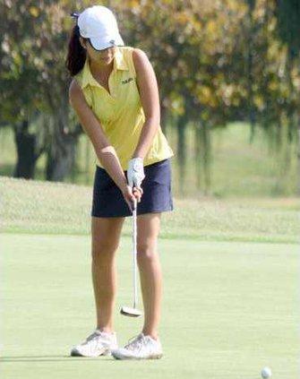 THS girls golf pic1