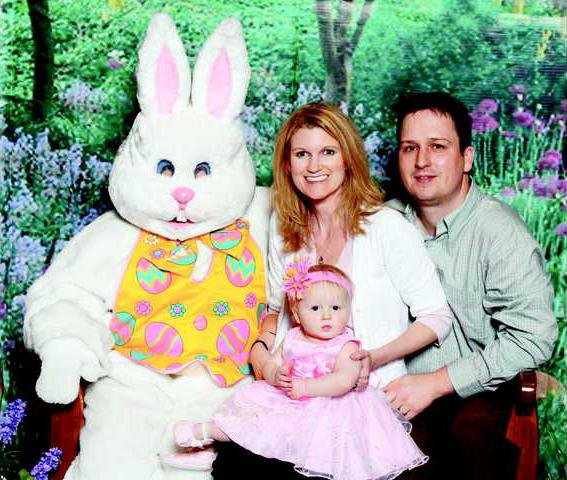 Free photos with Easter Bunny plus crafts & egg hunt at Bass Pro