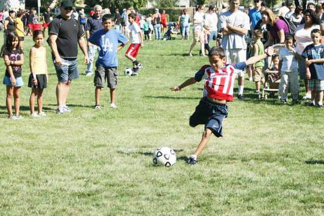 Warrior Soccer Kickoff pic 1