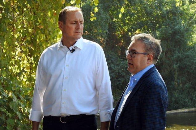 Denham and EPA chief