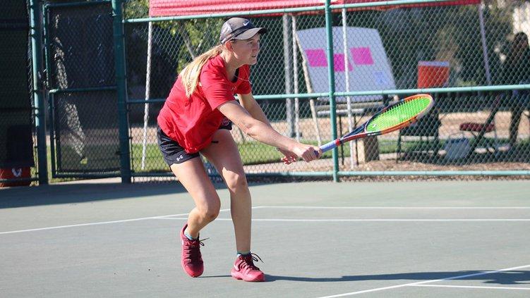 CSUS women's tennis