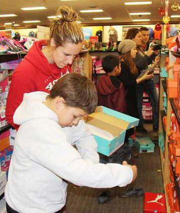 Kiwanis shopping spree 5