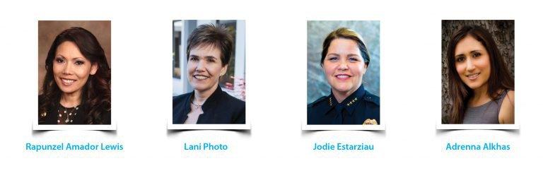 Women's Leadership Round Table Panelists 2018