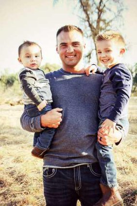 Sean and kids