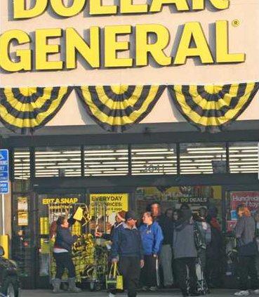 dollar general grand opening