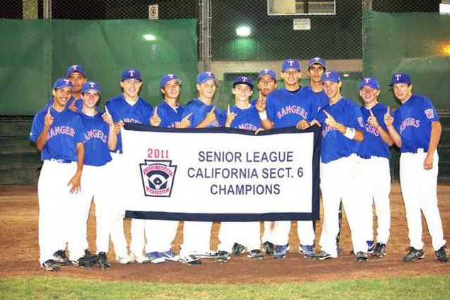 Senior League Champ Picture