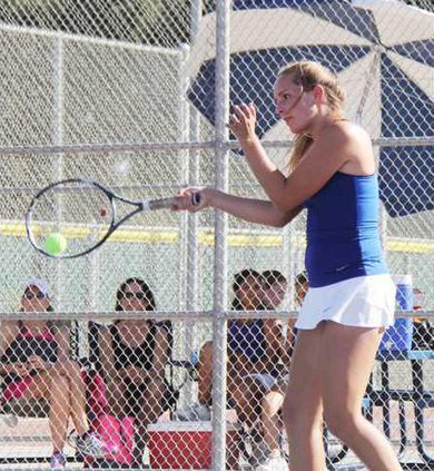 Turlock tennis