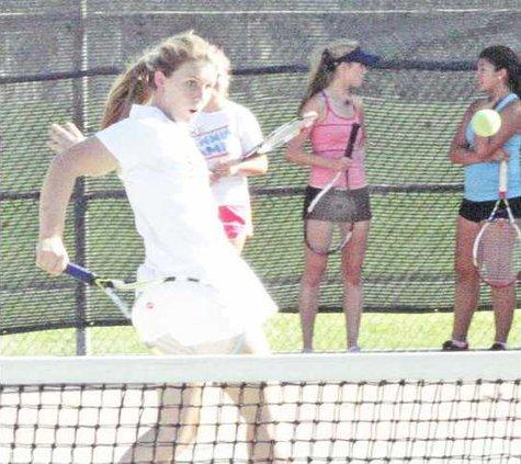 Turlock tennis pic1