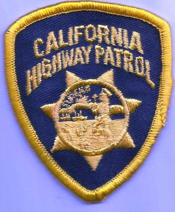 USA - CALIFORNIA - Highway patrol