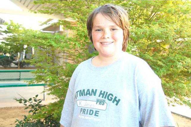 pitman high kid