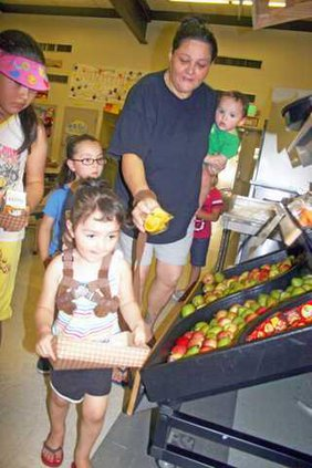 summer meals pic