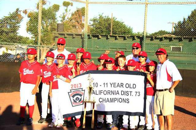 11 year old champs
