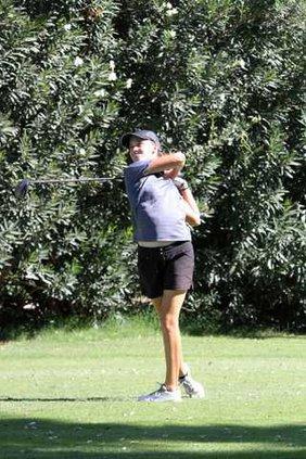 PHS golf