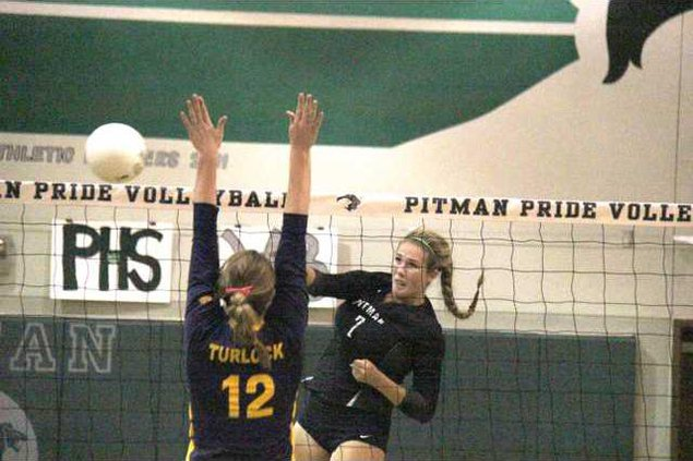 PHS volley 2