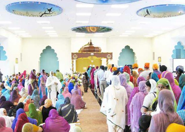 Sikh temple pic2