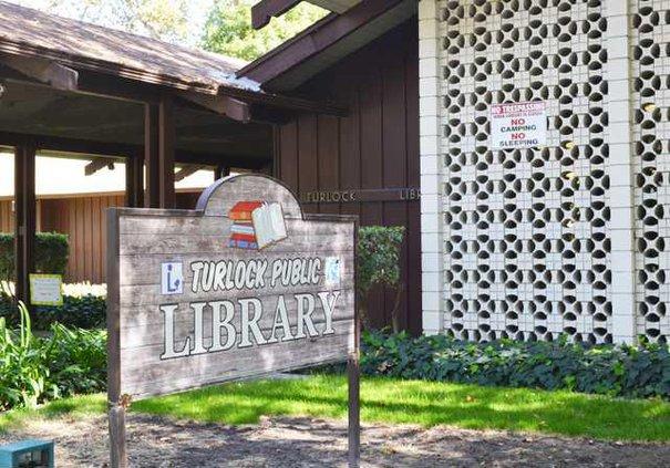 Turlock library pic