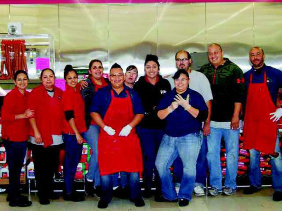 ROSITA Owner George Toscano Green Shirt and Staff copy