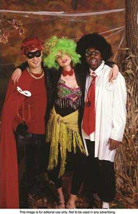 Halloween Party pix