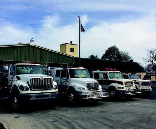 Westport Fire Station