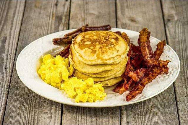 Breakfast pix