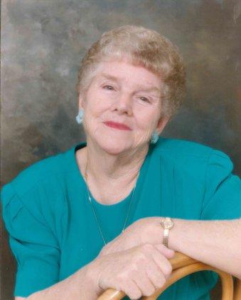 Bertha A. Webb (Ramos) Vincent