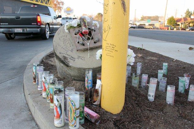 fatal wreck memorial