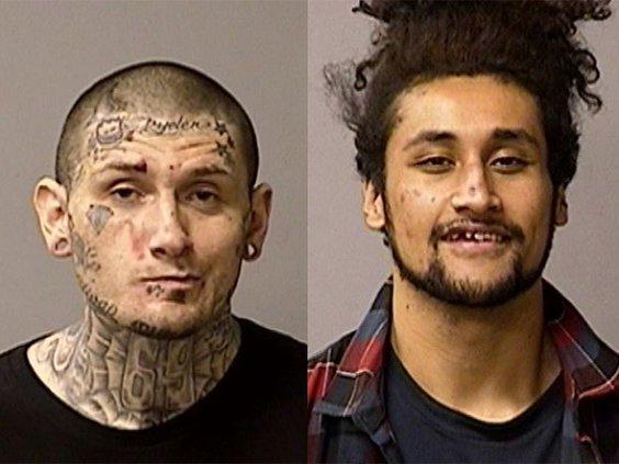pursuit suspects