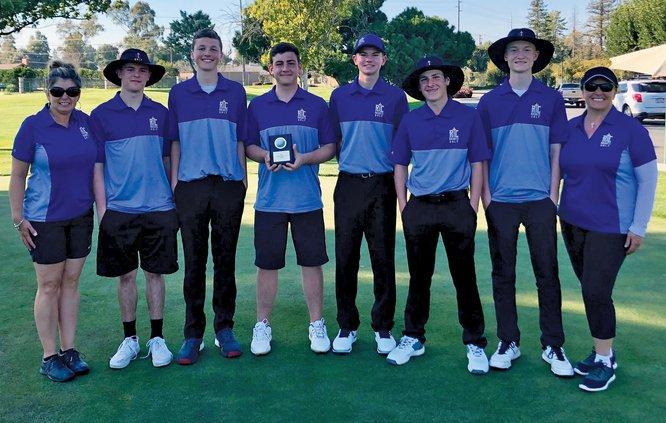 Bulletin boys golf 2019