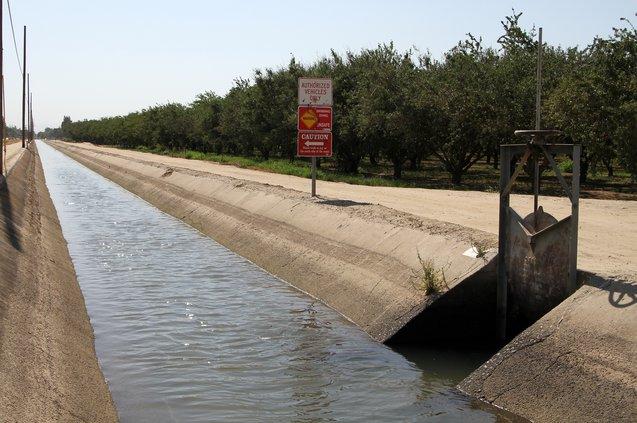 irrigation season